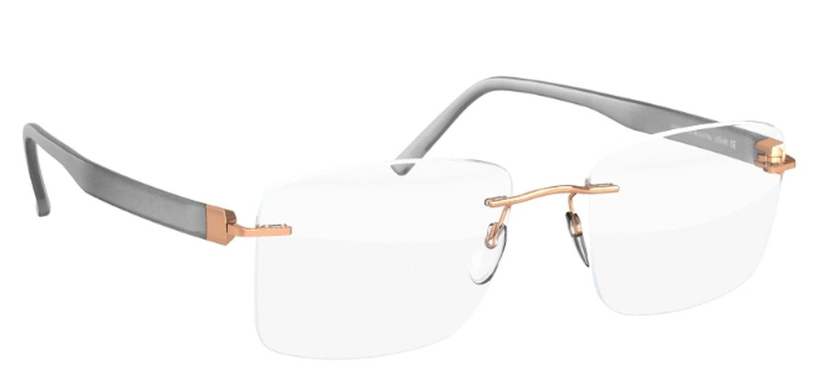 9950253548b Silhouette Eyeglasses Frames