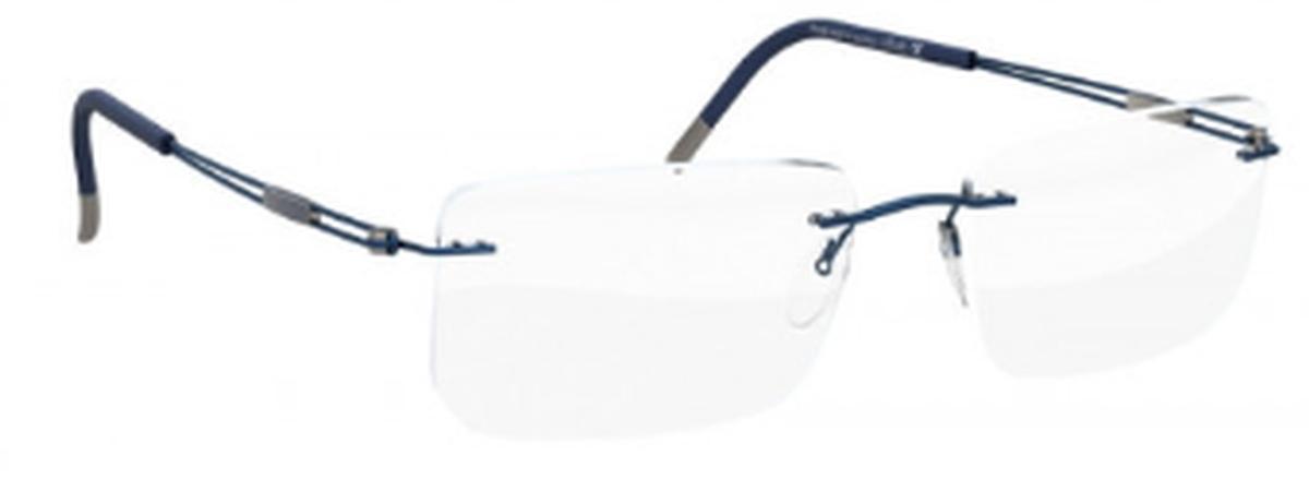 Silhouette 5521 EY shape Eyeglasses