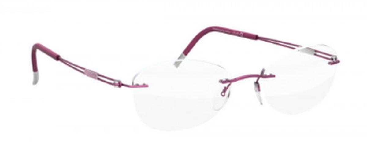 Silhouette 5521 Fe Shape Eyeglasses Frames