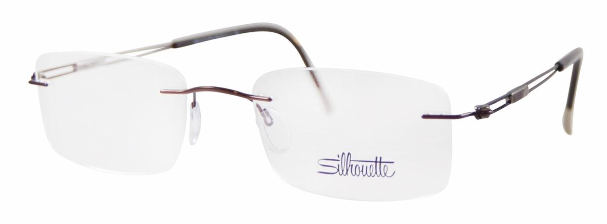 Silhouette 5521 EV Shape Eyeglasses