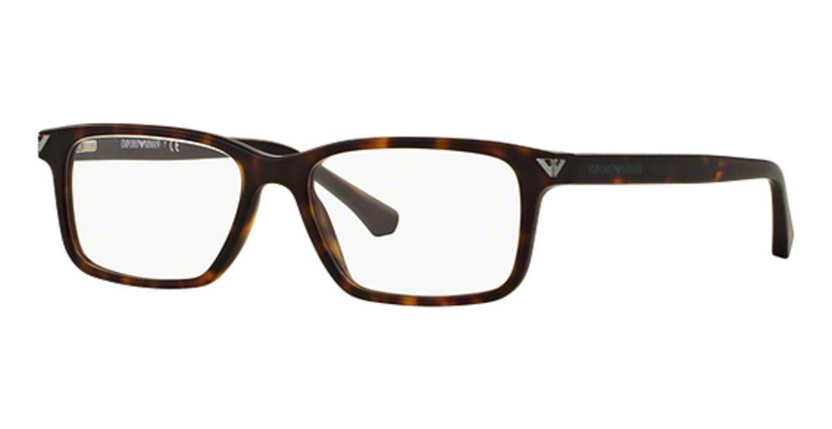 Emporio Armani EA3072F Eyeglasses