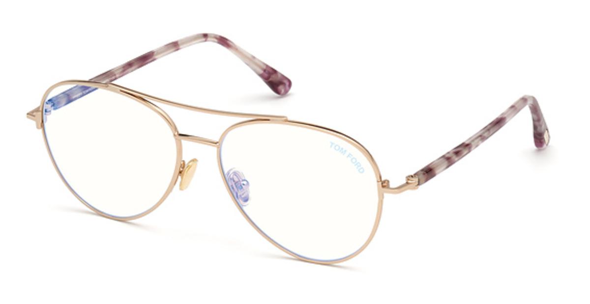 Tom Ford FT5684-B Eyeglasses