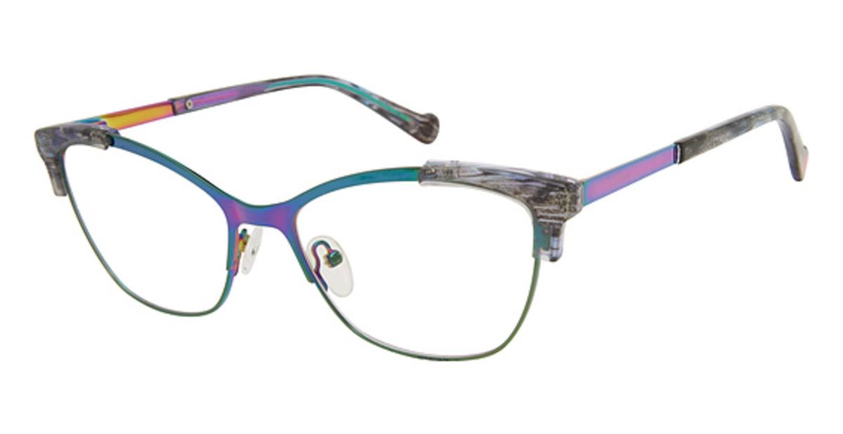 Betsey Johnson GOOD KARMA Eyeglasses