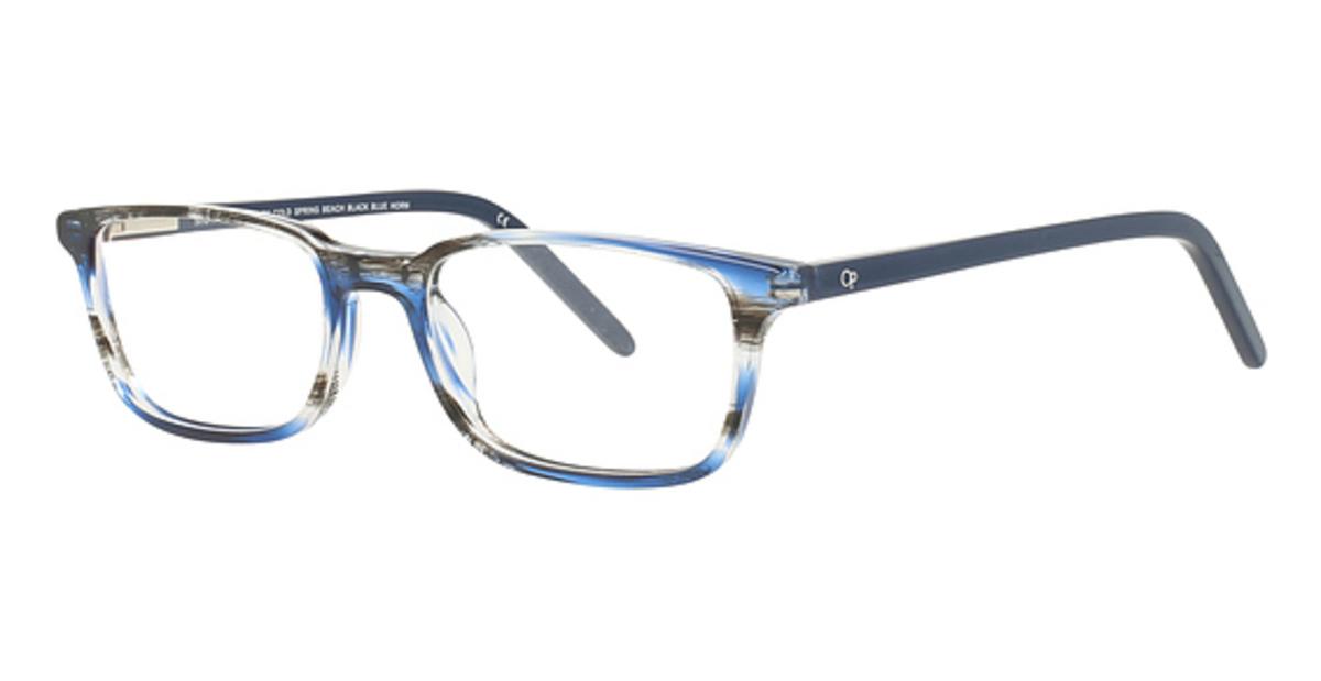 Op-Ocean Pacific Cold Spring Beach Eyeglasses