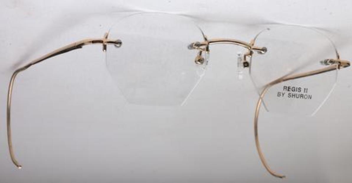 0cb9f0225175 Shuron Regis II Eyeglasses