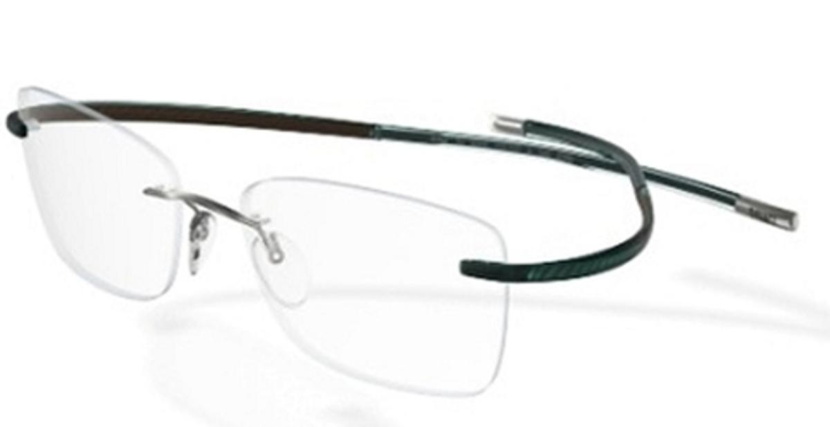 Silhouette 6752 Eyeglasses Frames