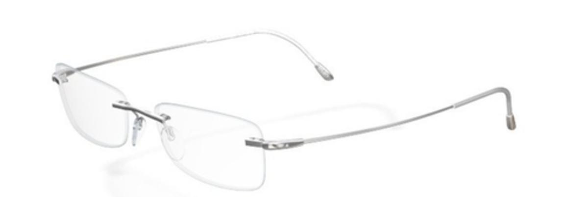 Silhouette 7554 Chassis Eyeglasses Frames