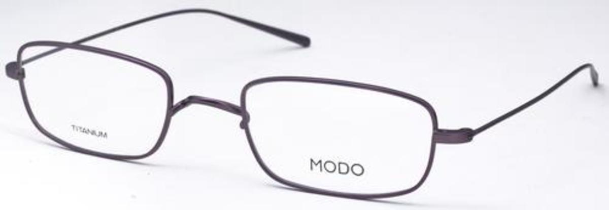 Glasses Frames Saddle Bridge : Modo 107 Eyeglasses Frames
