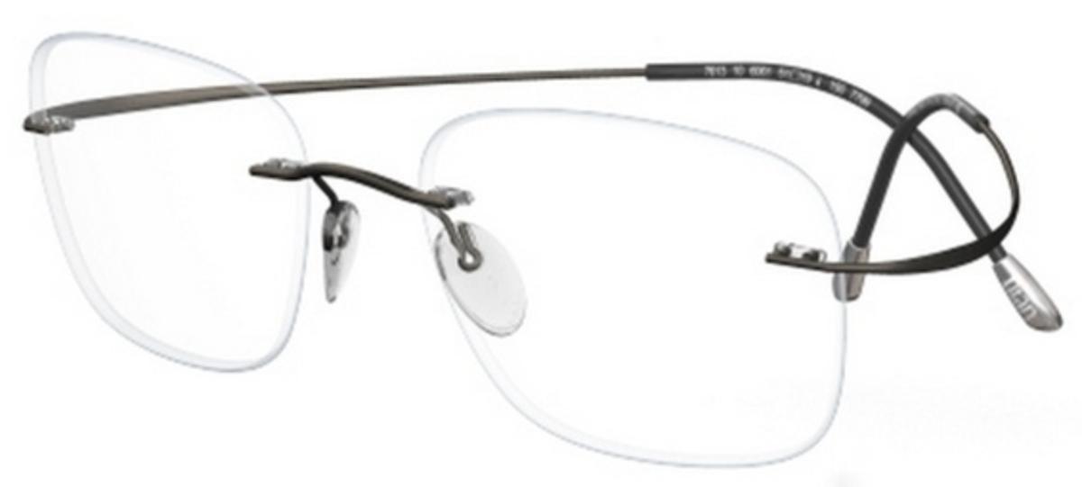 Silhouette Eyeglass Frames Warranty : Silhouette 7799-7610 Eyeglasses Frames