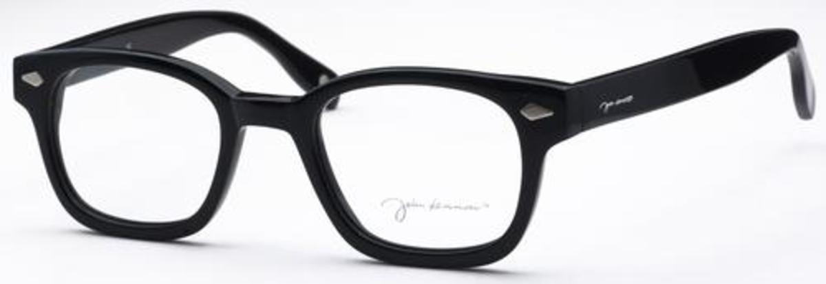 John Lennon JL 09B Eyeglasses Frames