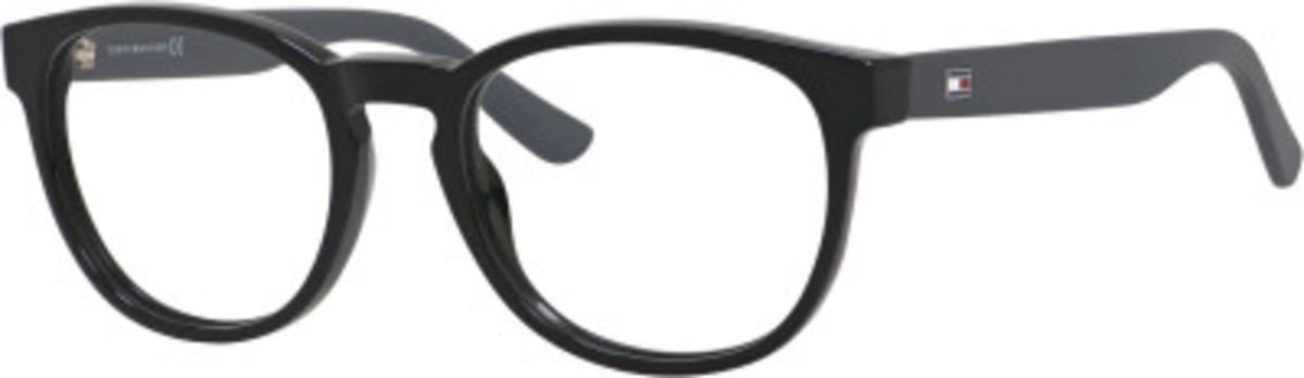 Th 1423 Eyeglasses Black Gray