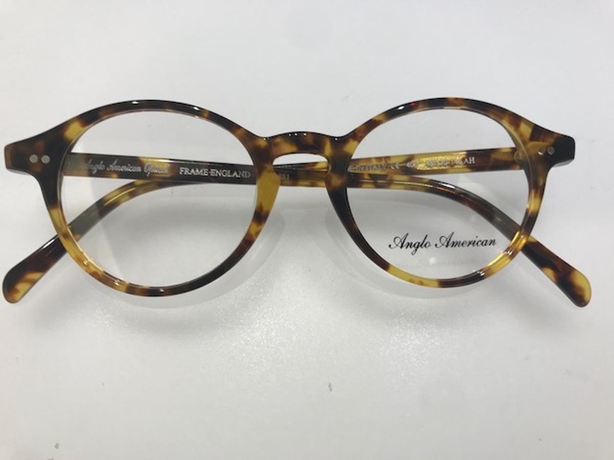 789b2e2f6f5 Anglo American AA406 Eyeglasses Frames