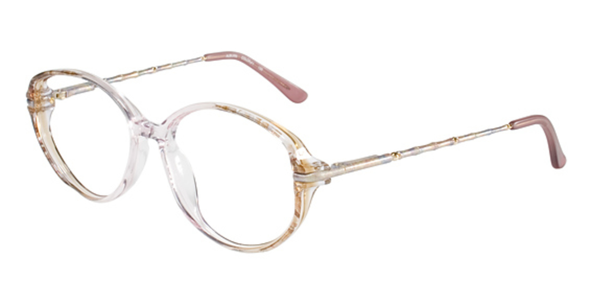 Silver Dollar Auburn Eyeglasses