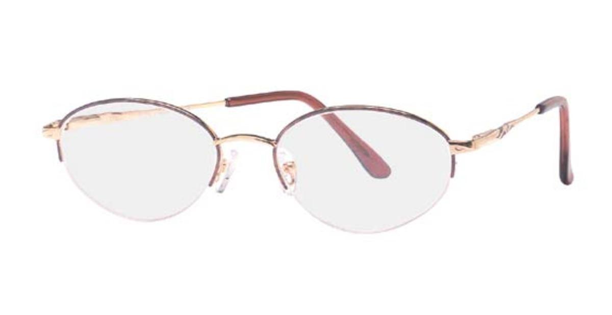Silver Dollar TC776 Eyeglasses