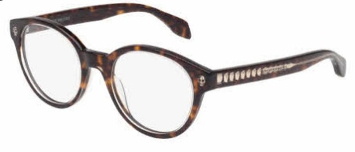0da5f9b1ca0 Alexander McQueen AM0028 Eyeglasses Frames