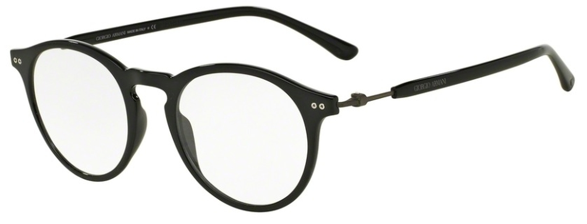 Giorgio Armani Glasses Black Frame : Giorgio Armani AR7040 Eyeglasses Frames