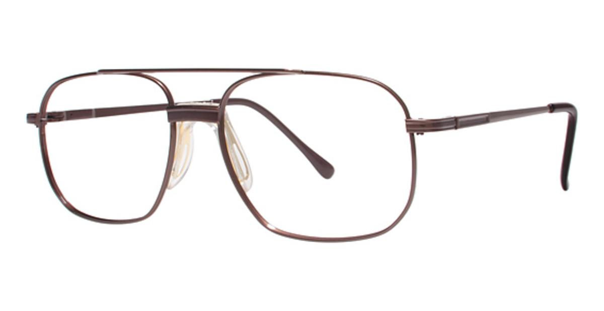 5e2fe5273f0c Modern Metals Kevin Eyeglasses Frames