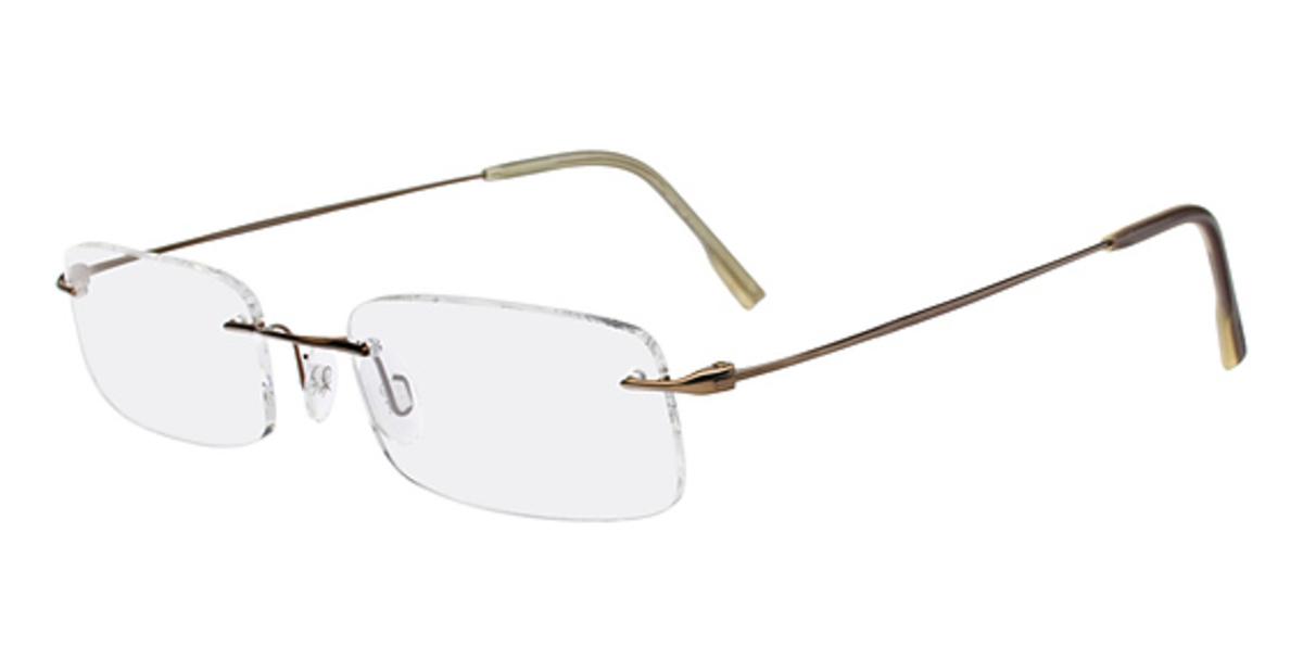 Calvin Klein Eyeglass Frames Titanium : Calvin Klein CK533 Eyeglasses Frames