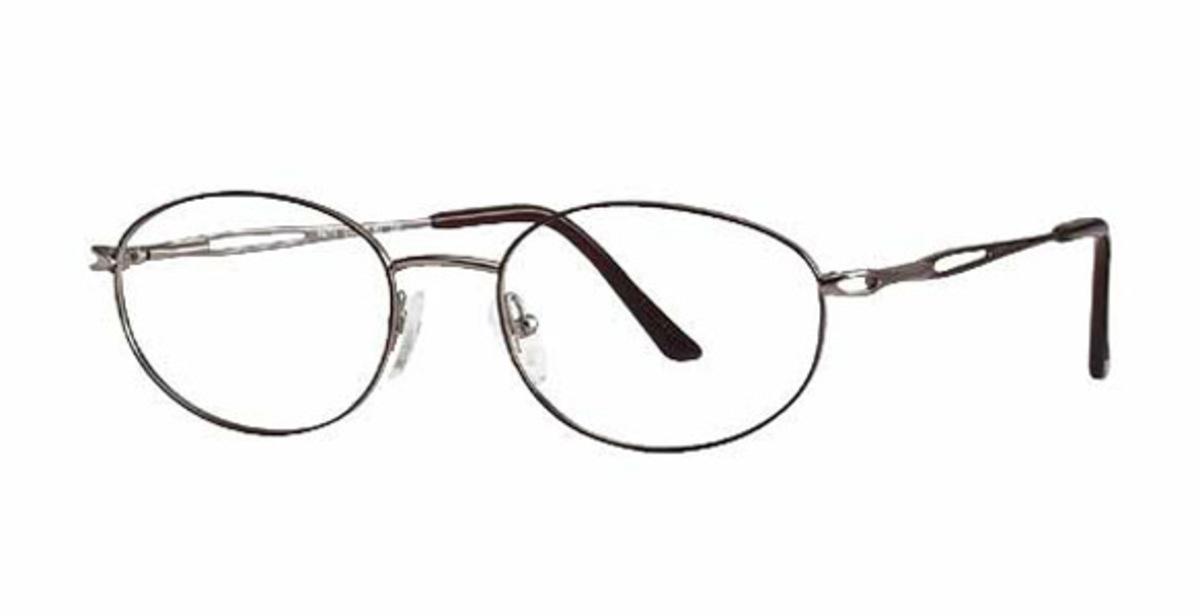 Silver Dollar Faith Eyeglasses