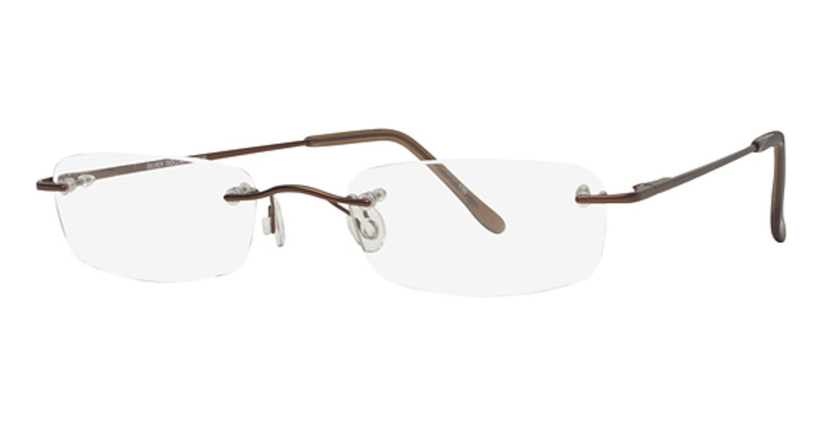Silver Dollar BT2158 Eyeglasses