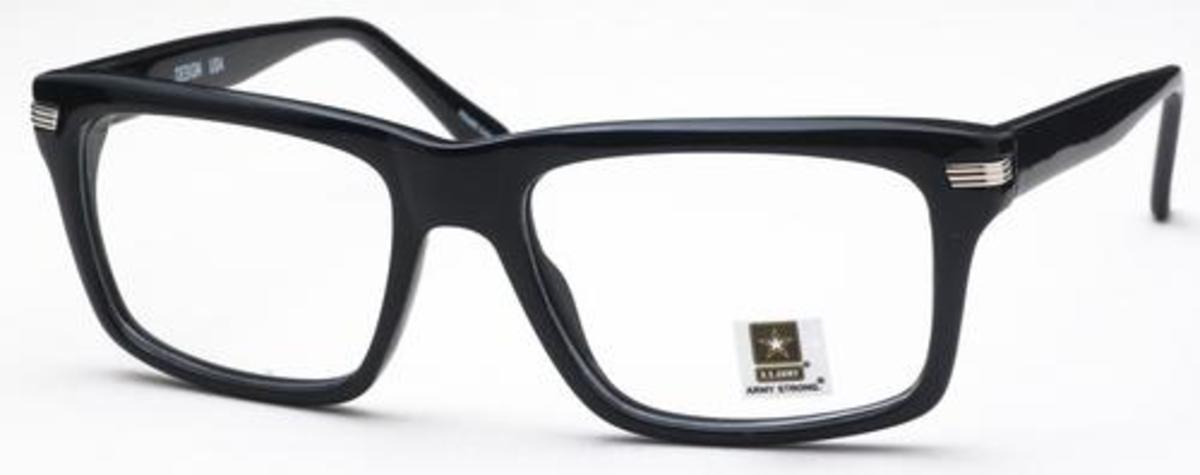 U.S. ARMY Alpha Eyeglasses Frames