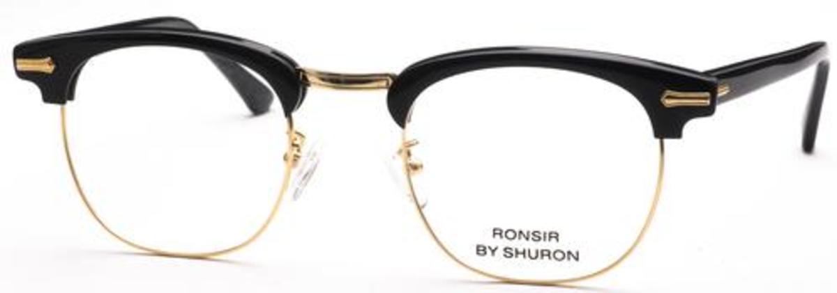 Eyeglass Frame Types : Shuron Ronsir Zyl Eyeglasses Frames
