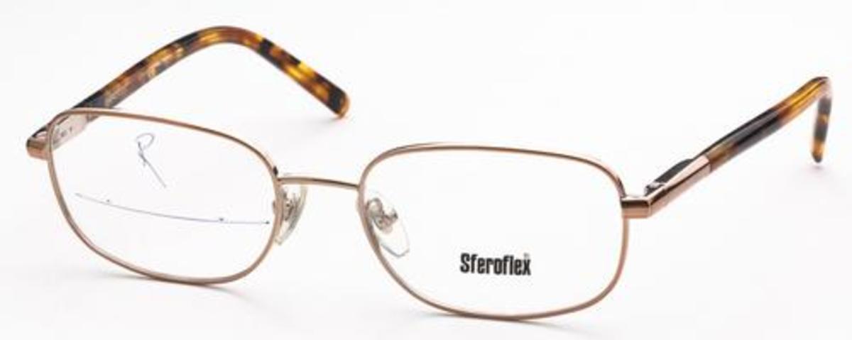 Sferoflex SF2192 Eyeglasses
