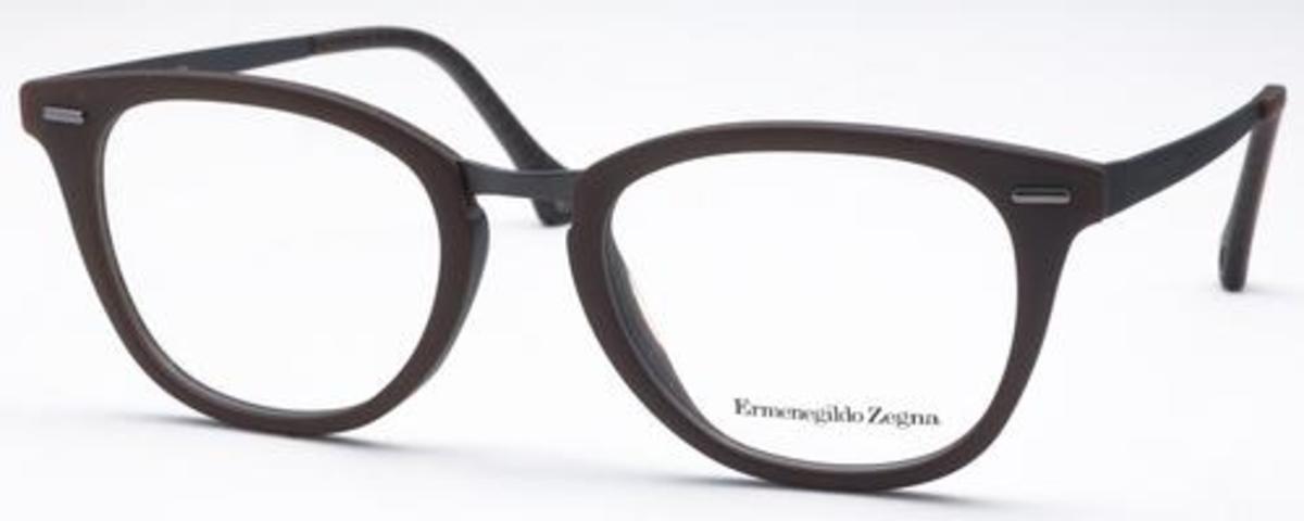 Ermenegildo Zegna Eyeglass Frame : Ermenegildo Zegna VZ3263 Eyeglasses Frames