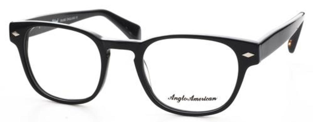 Anglo American Fitz Eyeglasses Frames