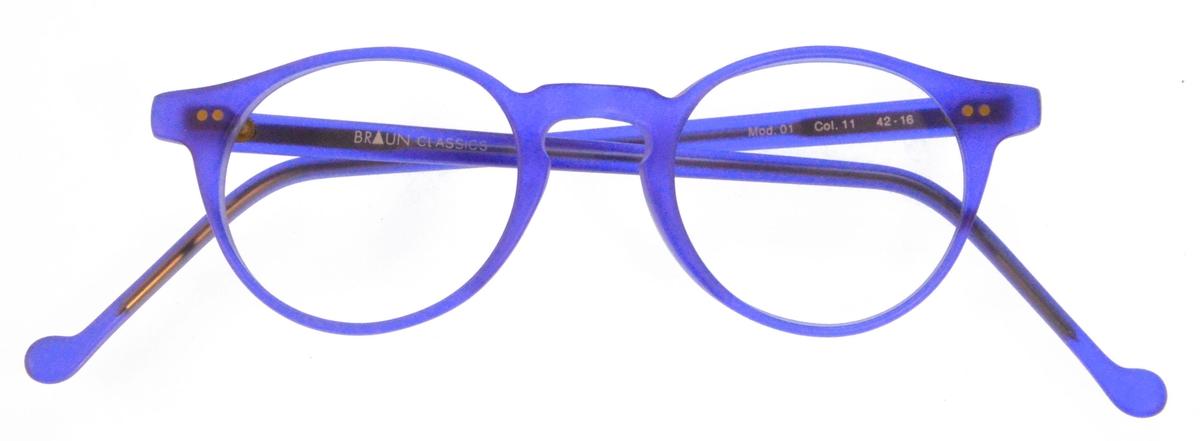 Dolomiti Eyewear Braun 1 Eyeglasses