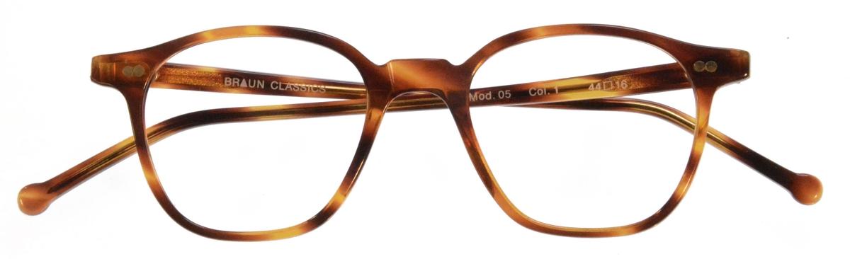 Dolomiti Eyewear Braun 5 Eyeglasses
