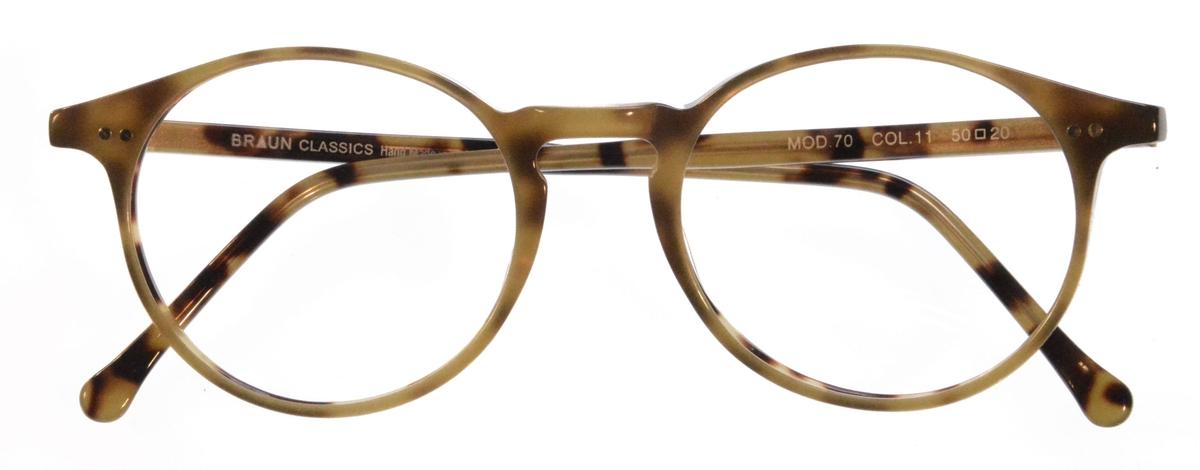 Dolomiti Eyewear Braun 70 Eyeglasses
