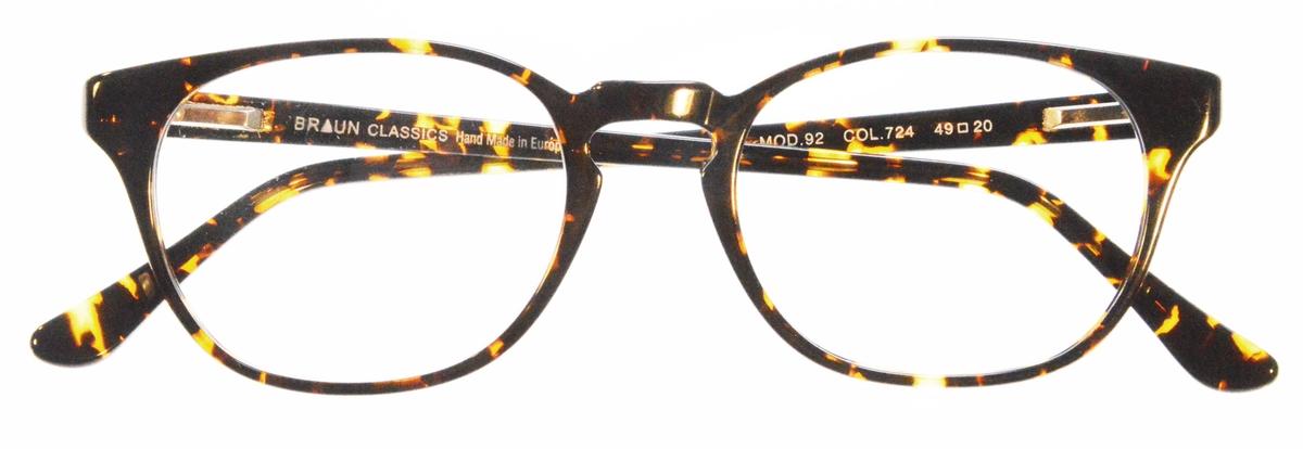 Dolomiti Eyewear Braun 92 Eyeglasses