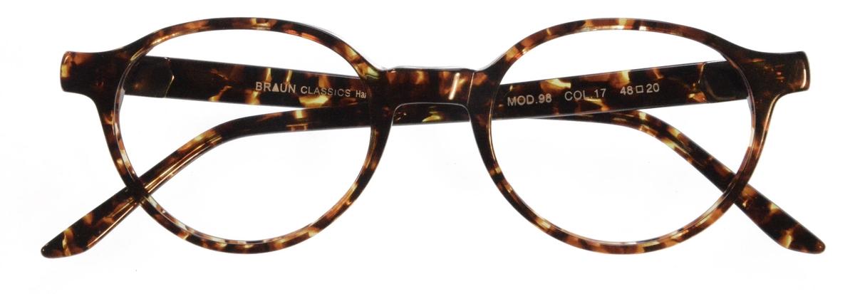 Dolomiti Eyewear Braun 98 Eyeglasses