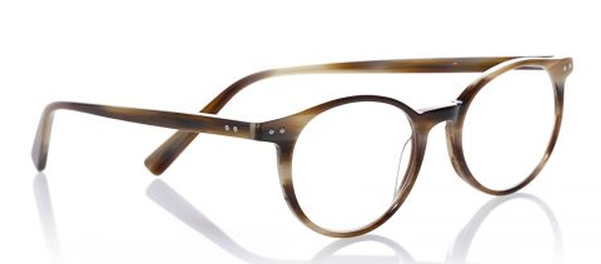 58a1662196f Eyebobs Case Closed Brown Horn Front and Temples. Brown Horn Front and  Temples