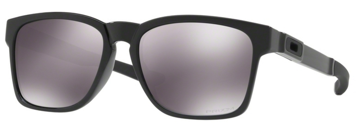 4526f16223 24 Polished Black with Prizm Black Lenses · Oakley Catalyst OO9272 25 Matte  Black with Prizm Ruby Lenses