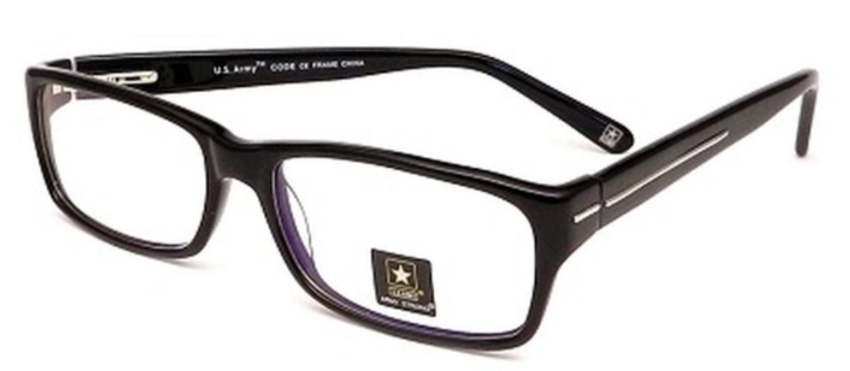 U.S. ARMY Code Eyeglasses Frames