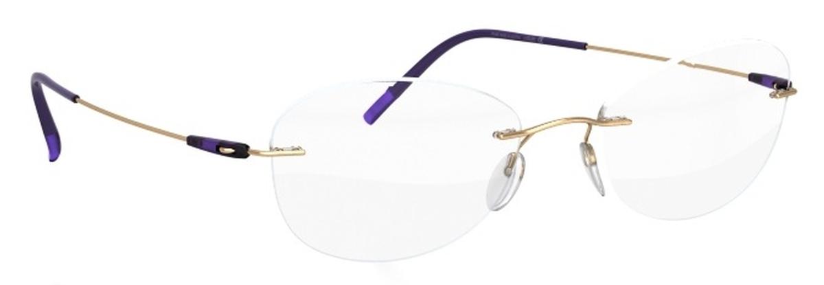 ad5f54d69489 Silhouette Colorwave 5500 BA Eyeglasses Frames