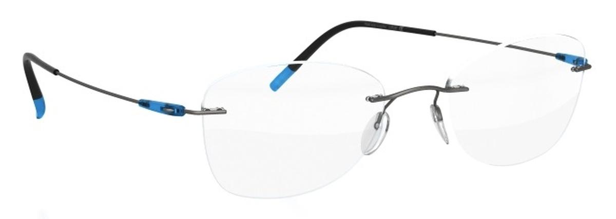 ab1fd8ab574 Silhouette Colorwave 5500 BD Eyeglasses Frames