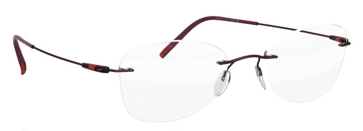 26cef1190e Silhouette Colorwave 5500 BD Eyeglasses