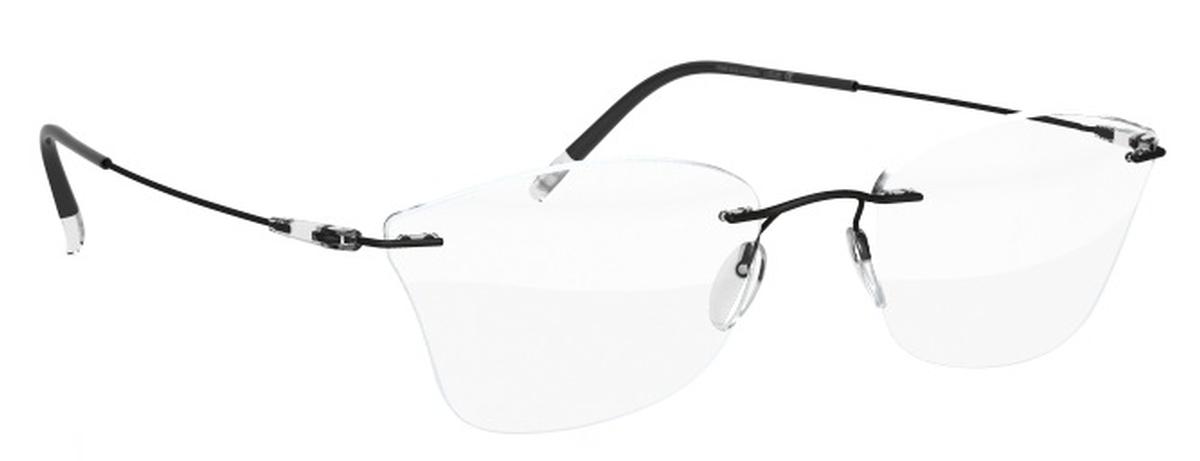0c709c2cfa4 Silhouette Colorwave 5500 BE Eyeglasses Frames