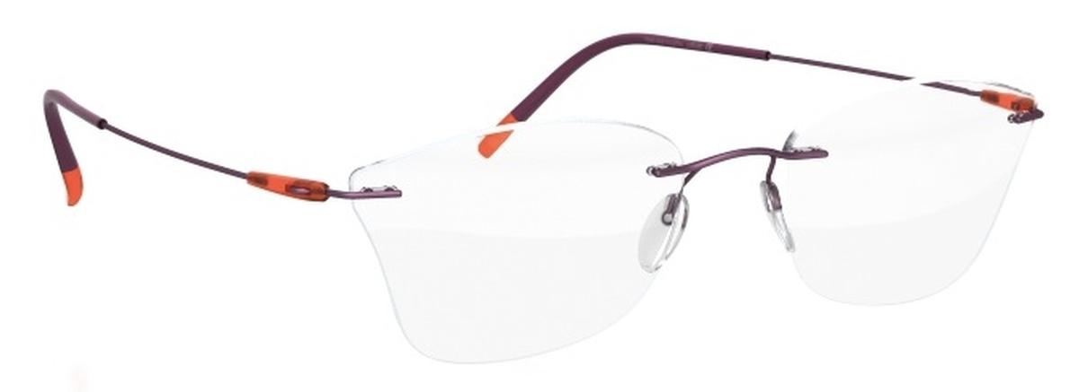Silhouette Colorwave 5500 BE Eyeglasses