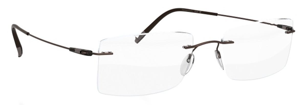 Silhouette Colorwave 5500 BH Eyeglasses