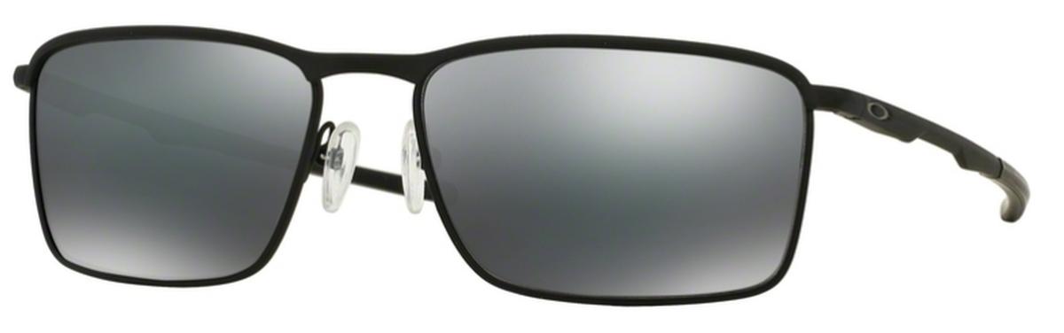 1c7419aefb 01 Matte Black with Black Iridium Lenses · Oakley Conductor 6 OO4106 02 Lead  with Polarized ...