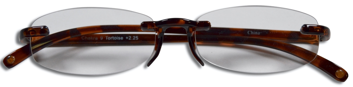 Casa Crystals & Jewelry CRG 1 Earth Reading Glasses