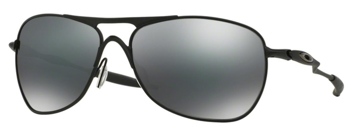 97e65b6700 03 Matte Black   Black Iridium. Oakley CROSSHAIR OO4060 06 Lead ...