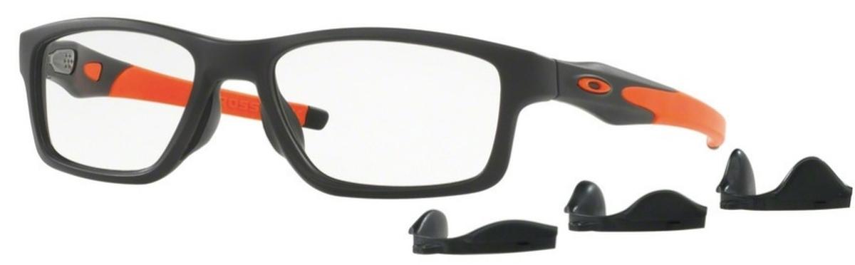 99d6895fbc464 01 satin black orange oakley crosslink authentic oakley sunglasses mission  impossible 2 49065 7c78c where to buy oakley crosslink pitch a ox8041 21  steel ...