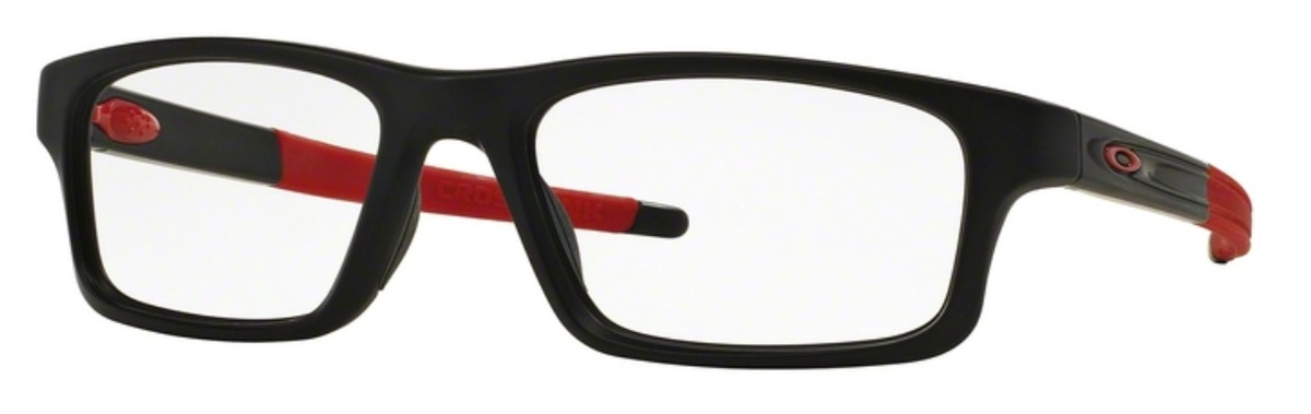 65a20e1bb7 Oakley Crosslink Pitch OX8037 Eyeglasses Frames