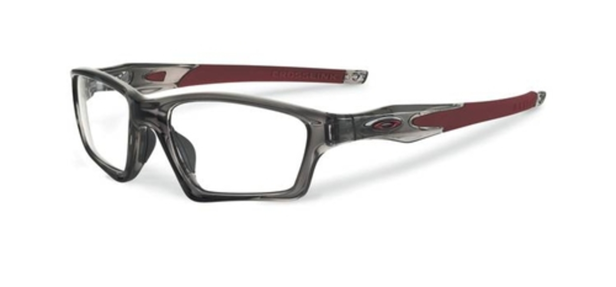 Oakley Eyeglasses Frame : Oakley Crosslink Sweep OX8031 Eyeglasses Frames