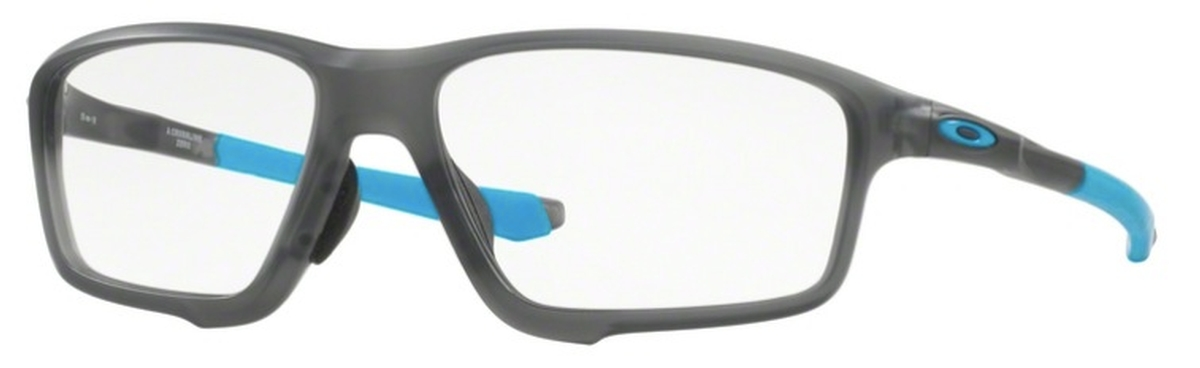 7e43b6133ab 01 Satin Grey Smoke. Oakley Crosslink Zero (Asian Fit) OX8080 02 ...